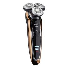 Genuine retop RQ1250 intelligent 4D rechargeable electric shaver men body wash razor razor(China (Mainland))