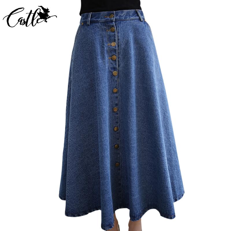 autumn vintage skirts 2016 fashion s