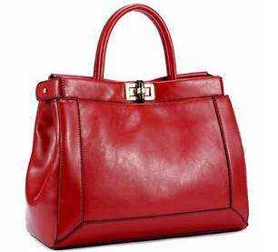 NO.1 NEW 2015 Genuine Leather Bags For Women Fashion Famous Brand Handbag Designer Women Luxury Brand Bags free shipping HN06<br><br>Aliexpress