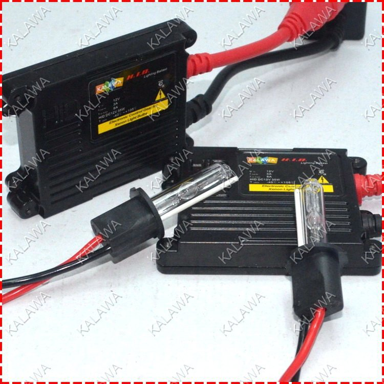 H3 HID KIT SET HID XENON SYSTEM 35W FREESHIPPING hid conversion kit by POST OFFICE(China (Mainland))