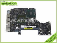 laptop motherboard for Apple Macbook Pro 13'' A1278 820-2327-A P8600 NVIDIA MCP79MXT-B2 DDR3 2.4Ghz 661-4819(China (Mainland))