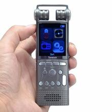 Профессиональный Голос Активированный Digital Audio Voice Recorder 16 ГБ USB Spy Pen Нон-Стоп 100ч Recroding PCM 1536 Кбит/С, поддержка TF Карт(China (Mainland))