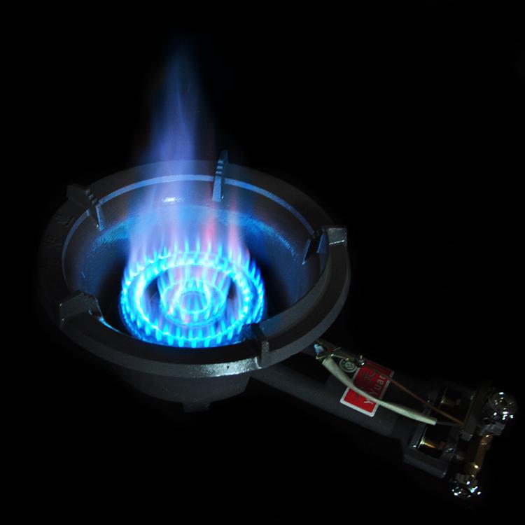 Гаджет  25KW big flame medium-pressure gas liquefied stove commercial hotel restaurant lpg propane & butane cooking cooktop None Бытовая техника