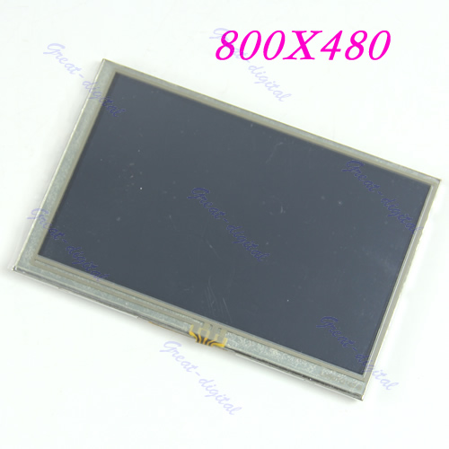 """D19+1PC New 5"""" TFT LCD Module Display + Touch Panel Screen SSD1963(China (Mainland))"""