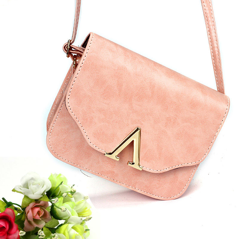 Women Messenger Bags Ladies Small V mouth Tote Hobo Faux Leather Crossbody Satchel #2415(China (Mainland))