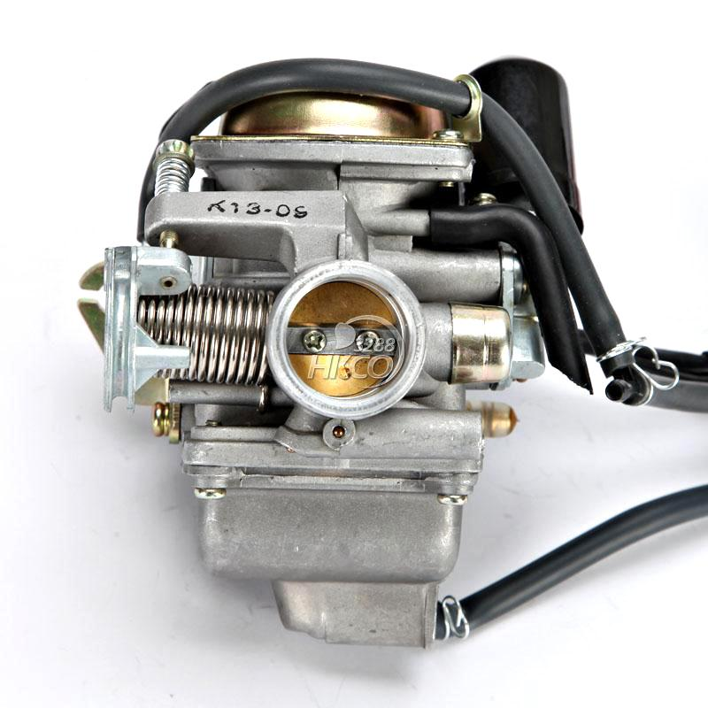free shipping Motorcycle Carburetor Carb For font b GY6 b font 150CC Go Kart Moped Scooter