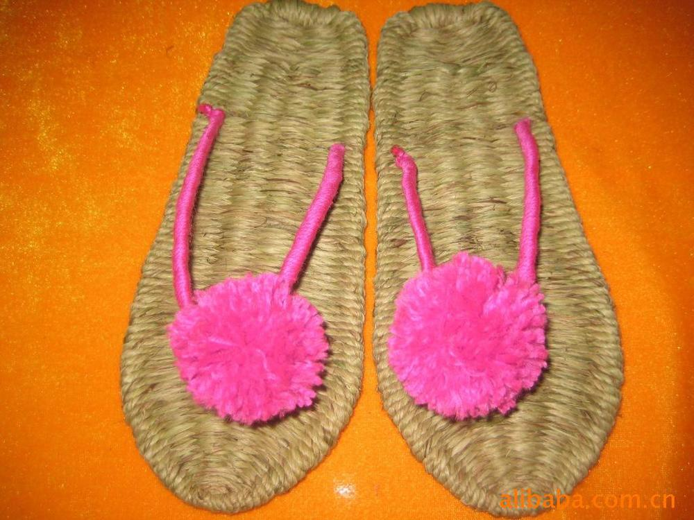 Supply sandals slippers hemp slippers sandals boutique luxury sandals