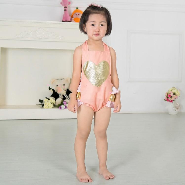 EMS DHL free shipping kids baby girls X-mas Christmas Heart Ruffles Halter tutu Skirt Halter Romper + Headband 2PC Holiday Wear(China (Mainland))