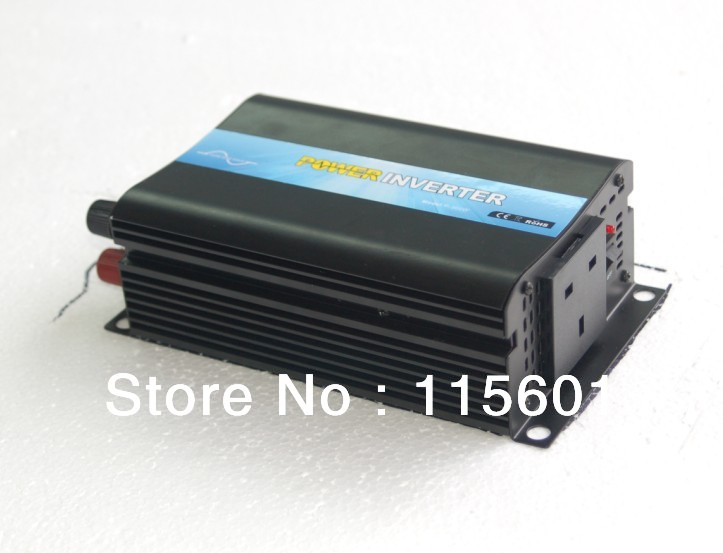 2012New Home convenient /vehicle-mounted 300W Pure Sine Wave Power Inverter