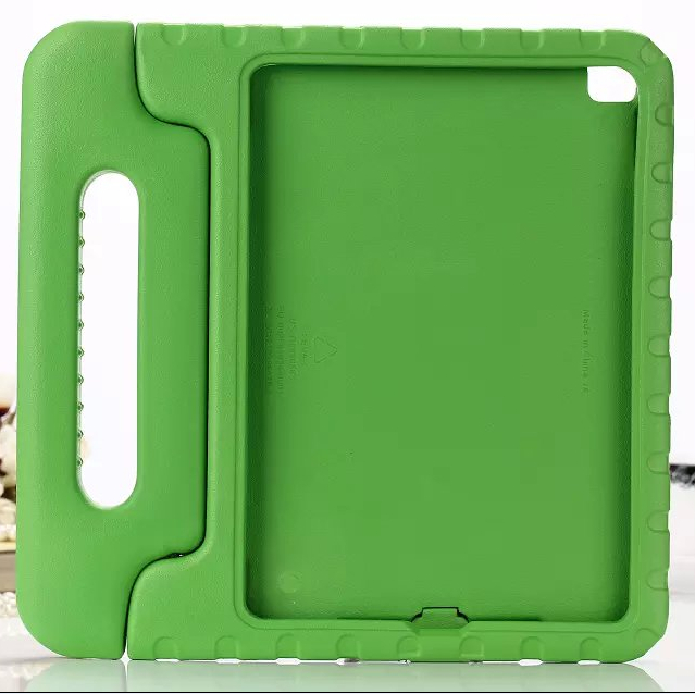 Children Kids EVA Silicon Handle case For Apple iPad 6 air 2 shockproof Stand Back Cover(China (Mainland))