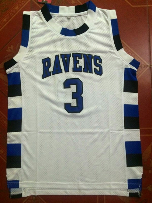 Top Quality Movies #3 Lucas Scott One Tree Hill Basketball Jerseys Embroidered Stitched Ravens S-XXL Free Shipping(China (Mainland))