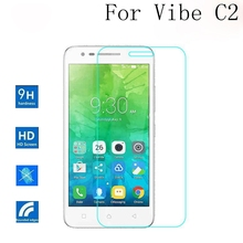 For Lenovo C2 Glass Case 9H HD Tempered Glass For Lenovo Vibe C2 High Quality Protective Film Explosion-proof Screen Protector