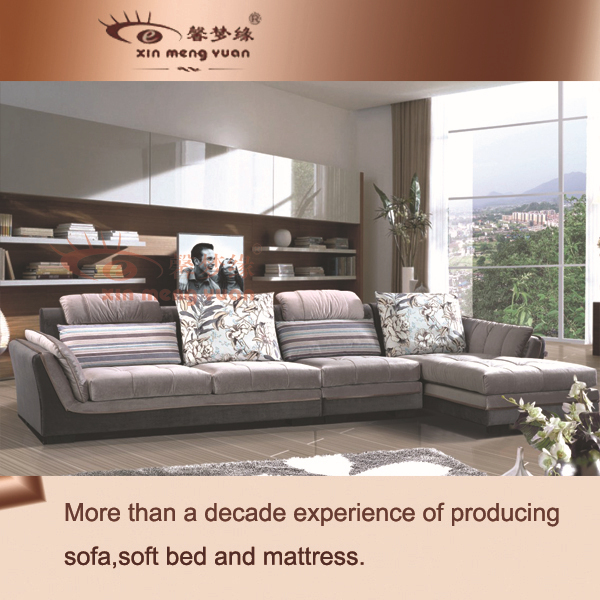 Comtemporary Living Room Furniture Modern Corner Sofa L Shaped Sofa Set Sf010 In Living Room
