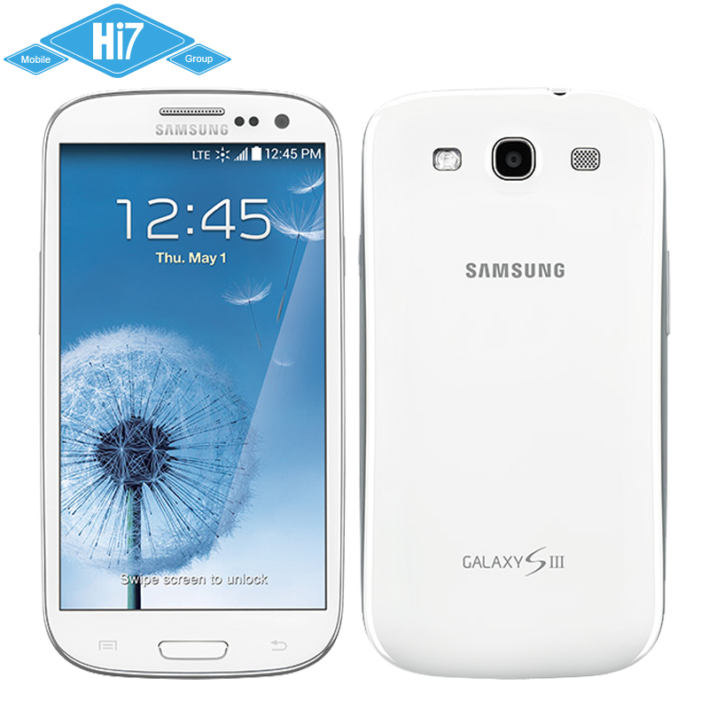 "Original Samsung Galaxy S3 S III i9300 Android 4.8"" Touch Screen 8MP GPS WIFI 8MP 16G Mobile Phone(China (Mainland))"