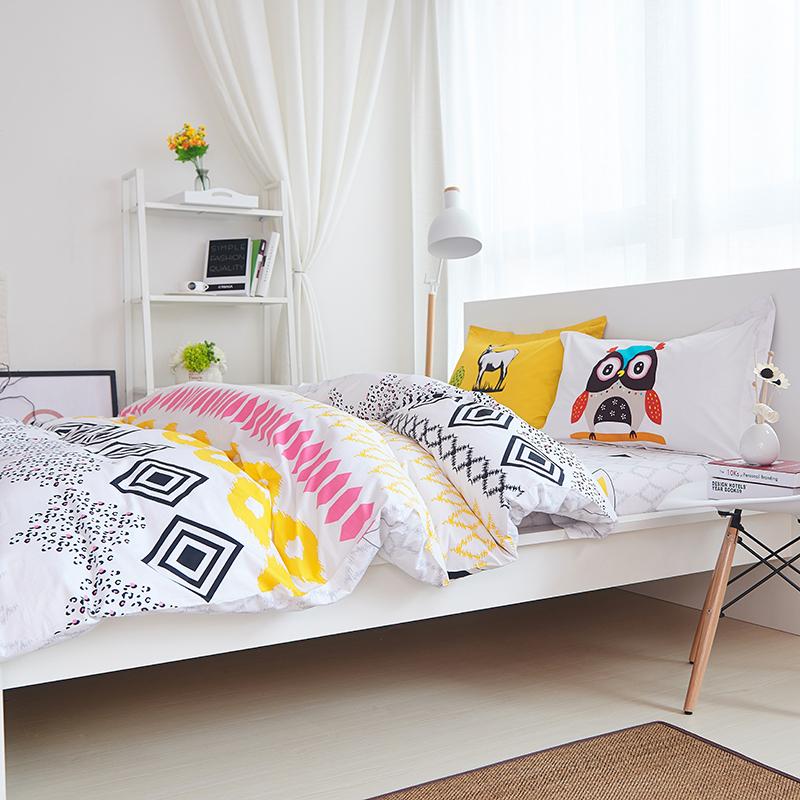 Doppia biancheria da letto promozione fai spesa di for Letto cinese basso