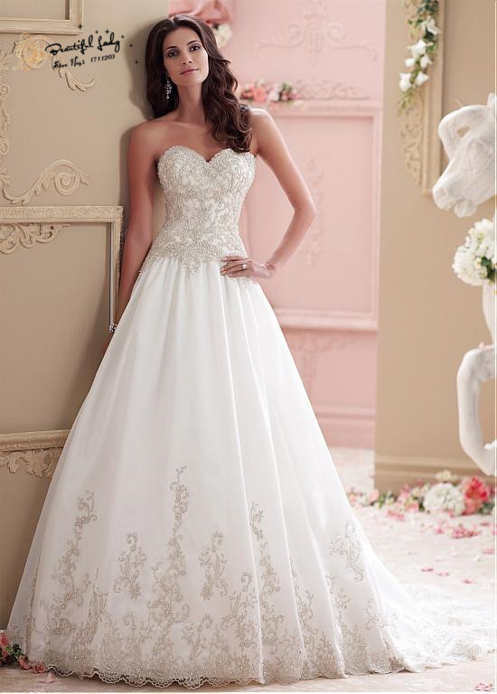 Top ten plus size wedding dresses