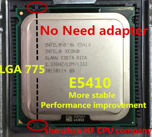 Intel Xeon CPU Quad Core L5408 2.13Ghz//12MB//1066Mhz SLBBT