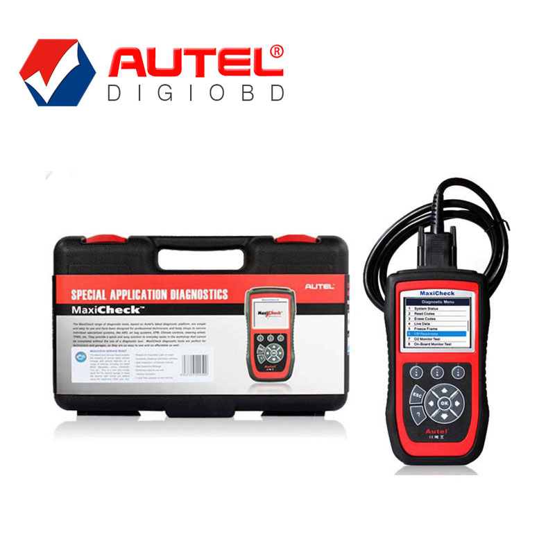 100% Original Autel MaxiCheck Pro Diagnostic service individual specialized systems EPB/ABS/SRS/Oil Service Reset/SAS/TPMS/DPF(China (Mainland))