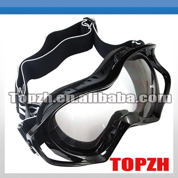 Cool Men Motorcycle Sports Goggles Glasses Sunglasses Black