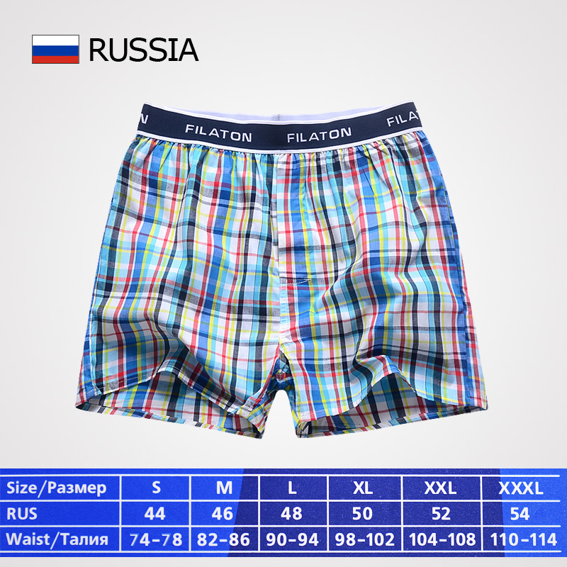 Men's Pants High Quality Brand Boxers Men's Boxer&Shots Loose Mans Underpants,Men Underwear Boxers Cotton Soft And Comfortable.(China (Mainland))