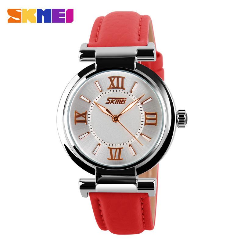 Fashion Watch Women Dress Quartz Watch Casual ladies wrist watch Women Relogio Feminino relojes mujer Leather