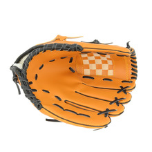 10.5'' 11.5'' 12.5'' Baseball Softball Glove Mitt Team Sports Left Hand Brown(China (Mainland))