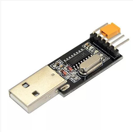 10pcs/lot CH340 module USB to TTL CH340G upgrade download a small wire brush plate STC microcontroller board USB to serial(China (Mainland))