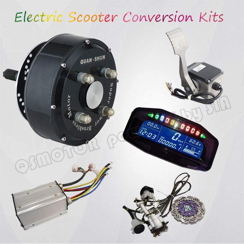 Online Buy Wholesale Electric Car Motor Kit From China