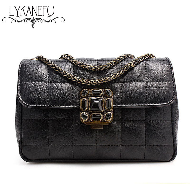 2015 Vintage Bag Ladies Shoulder Bags Handbags Women Messager Bags Fashion Designer Brand Handbag Purse Sac a Main Dollar Price <br><br>Aliexpress