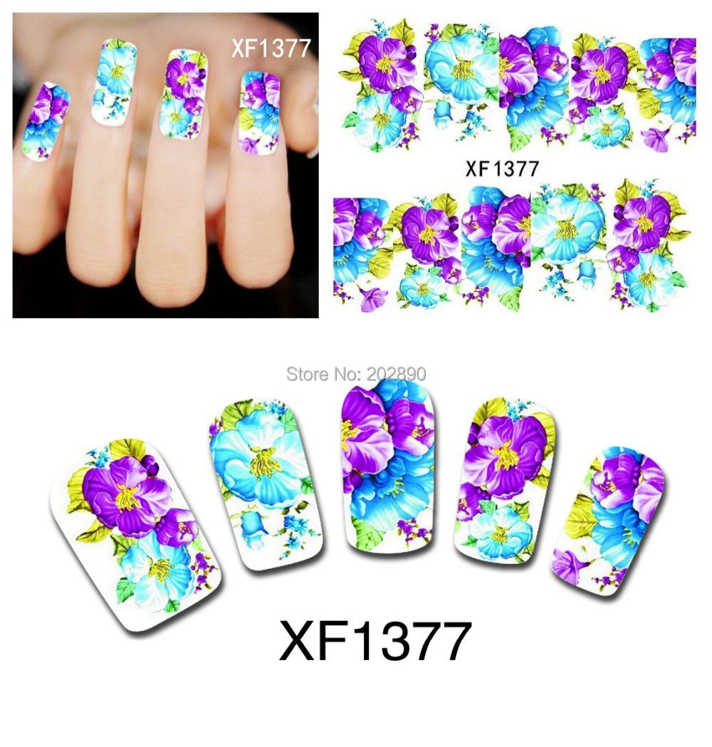 Китайские наклейки на ногти как пользоваться