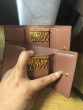 2015 New Arrival Brand Men's  Key Wallets Fashion Women Housekeeper Holders Wholesale coin purse(China (Mainland))