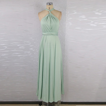 Hot 2016 summer sexy women maxi dress red bandage long dress sexy Multiway Bridesmaids Convertible Dress robe longue femme(China (Mainland))