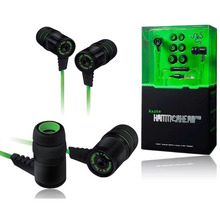 Razer Hammerhead Pro Noise Isolation Stereo Bass In Ear Headphones Earphone With Microphone+Retail Box Gaming Headset