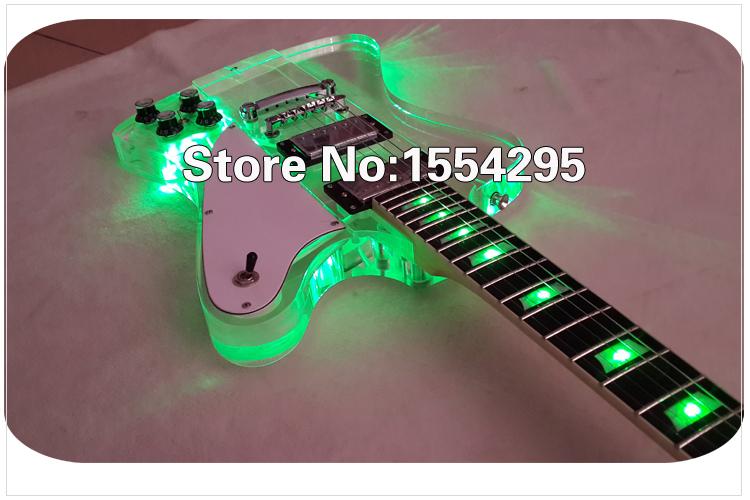 Green Firebird Guitar Firebird Electric Guitar