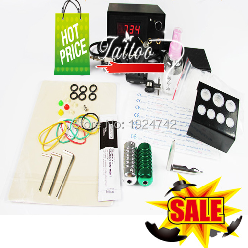Cheap tattoo gun kits promotion shop for promotional cheap for Tattoo gun kits for sale