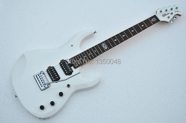 Beautifully MUSIC manJP70-1 White guitar electric can customized real picture - Electric bass monopoly gangge store