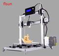2016 LCD DIY 3d Metal Printer Large Printing Size 3d Printer Machine 3d Printer Kit With