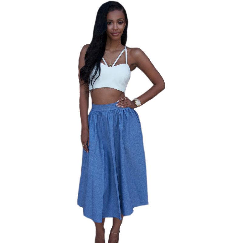 Skirt Set Women Clothing 2015 New Fashion Woman Clothes