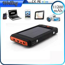Tropweiling solar 18650 power bank box 11200mah 4.2v 8.4v 12.6v 19v usb power bank battery pack For Laptop /phones