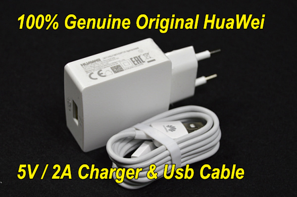 100% genuine original 5V / 2A USB Quick Charger Adapter EU Plug For Huawei Original charger + Original huawei micro usb cable(China (Mainland))
