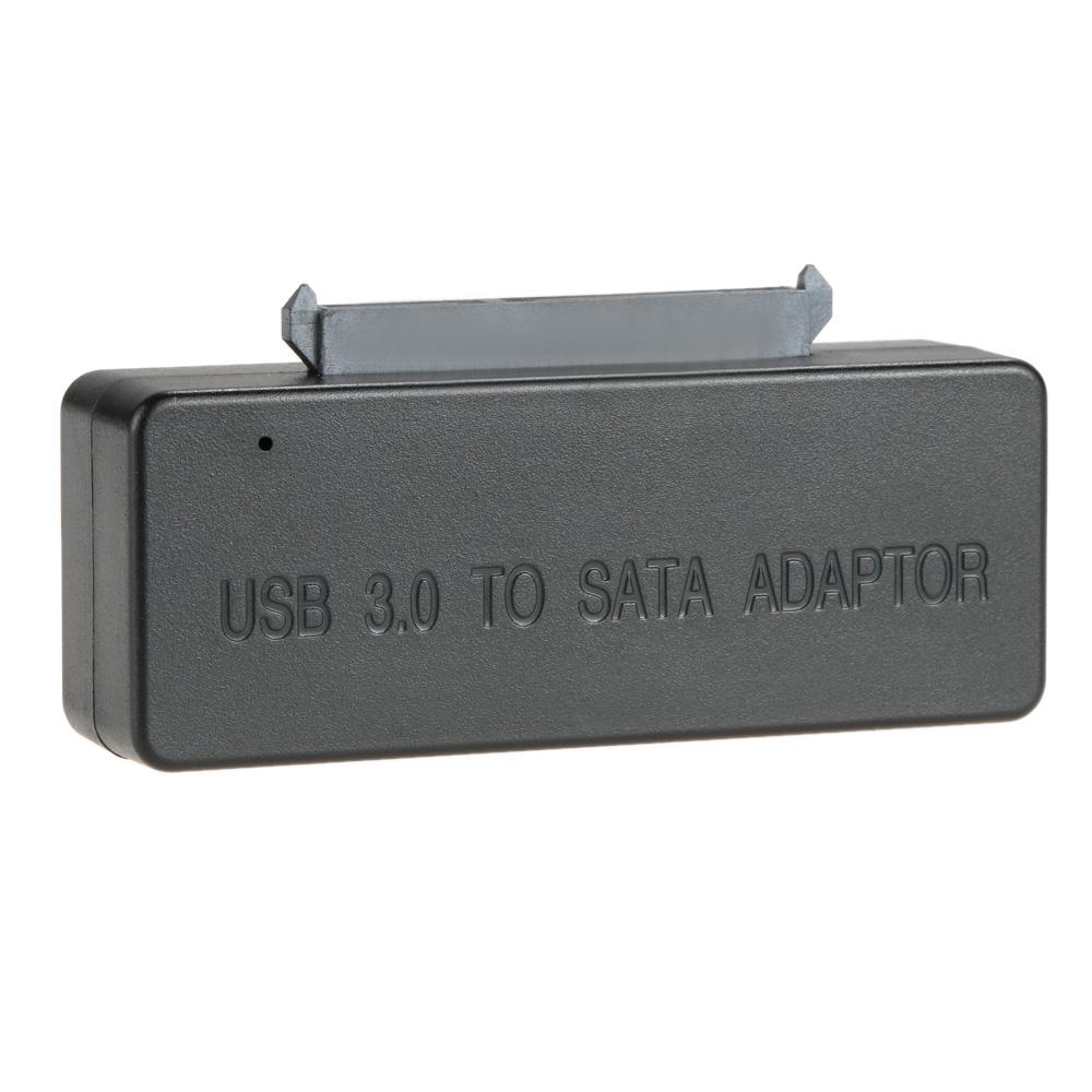 "USB3.0 SATA Adapter To External SATA III Serial ATA 2.5""/3.5"" Hard Disk Drive HDD SSD Converter Adapter Cable with Power Adapter(China (Mainland))"