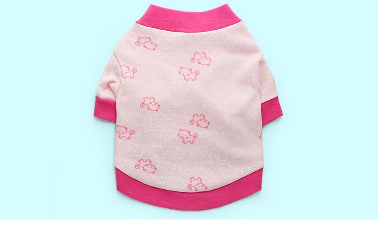 New design pet dog cat summer vest apparel dogs cats fashion t shirts clothes puppy t shirt 1pcs XS S M L