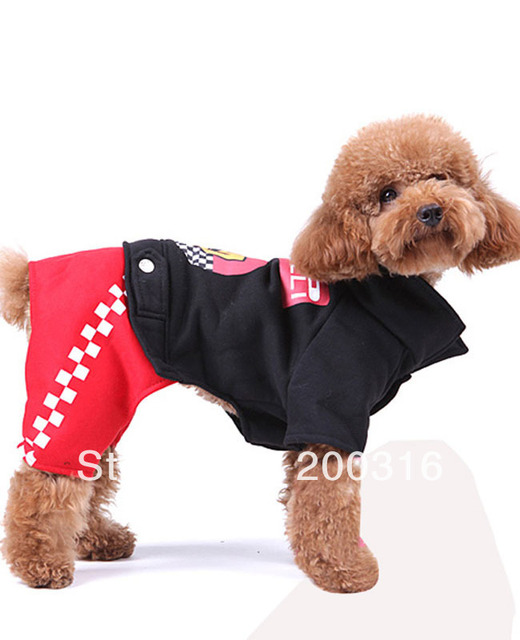Wholesale New Cute Lively pet dogs winter Sweater coat Free shipping dogs clothes