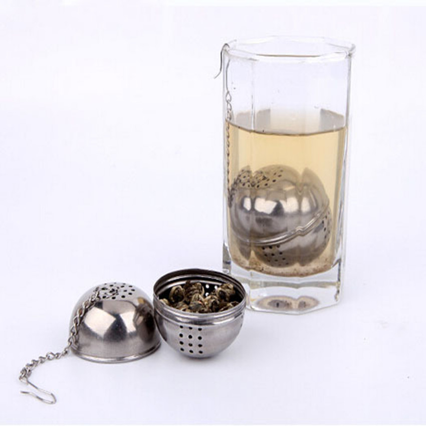 1Pcs Tea Infuser Strainer Tea Filter TeaSpoon Teapot accessories Tool for Kitchen Households Gadget Tea ball