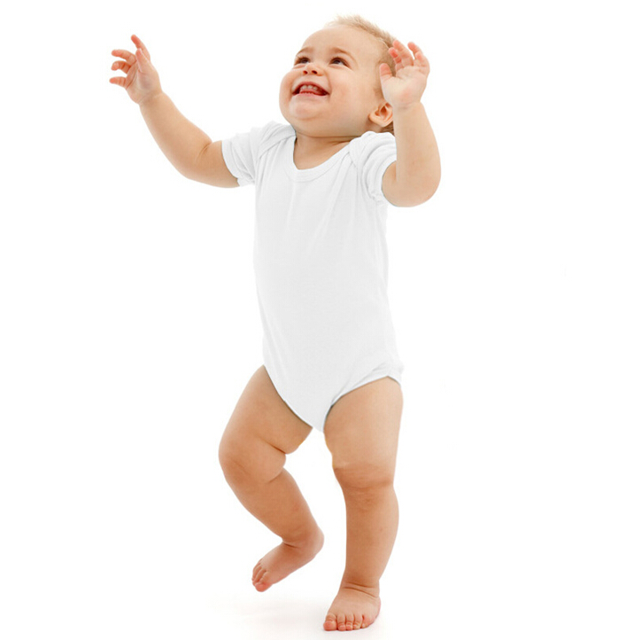100% cotton comfortable material baby body suit for 0-18 months newborn baby 3 color choice bebe jump suit BC 3434(China (Mainland))