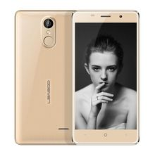 """Buy New Original LEAGOO M5 5.0"""" HD 3G WCDMA Android 6.0 MTK6580A Quad Core 2GB+16GB 8MP Fingerprint Unlock Shockproof Mobile Phone for $74.99 in AliExpress store"""