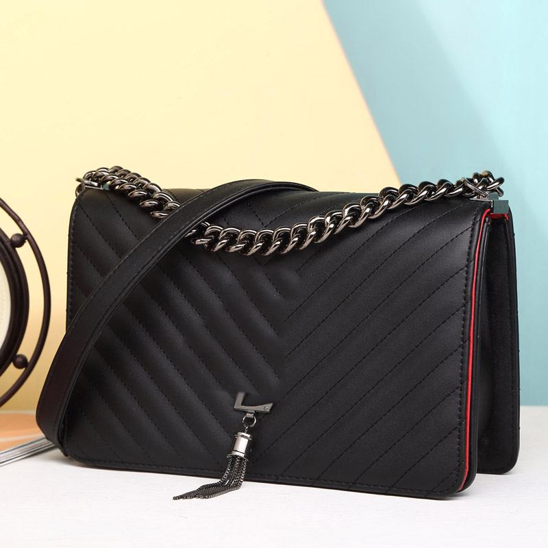 2016 new winter luxury brand handbag chain portable shoulder Messenger bag small square wild shipping<br><br>Aliexpress