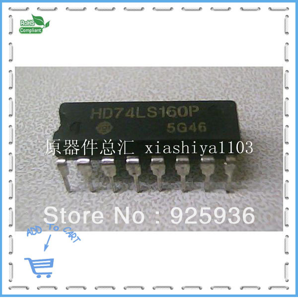 HD74LS160Quality Assurancetachi DIP - 16 the physical location of the room(China (Mainland))