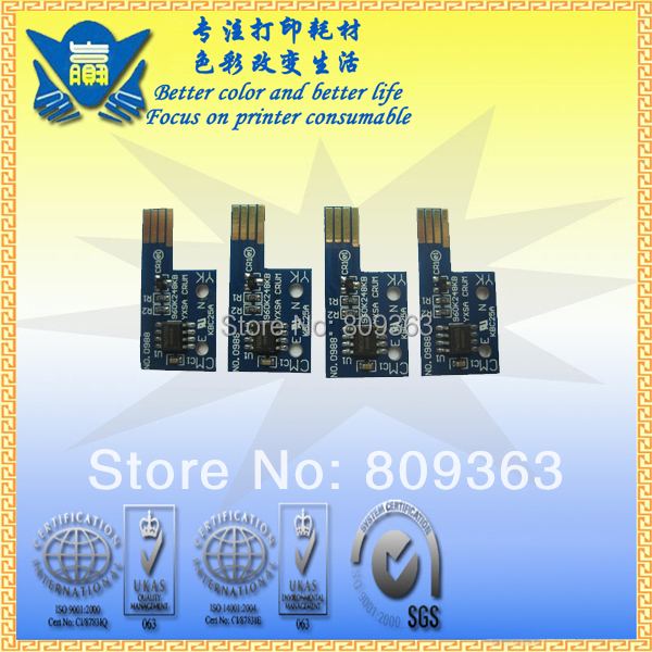 Wholesale 1.4K Compatible Toner Chip for Xerox C1110,Free Shipping by China Post Air Mail!(China (Mainland))