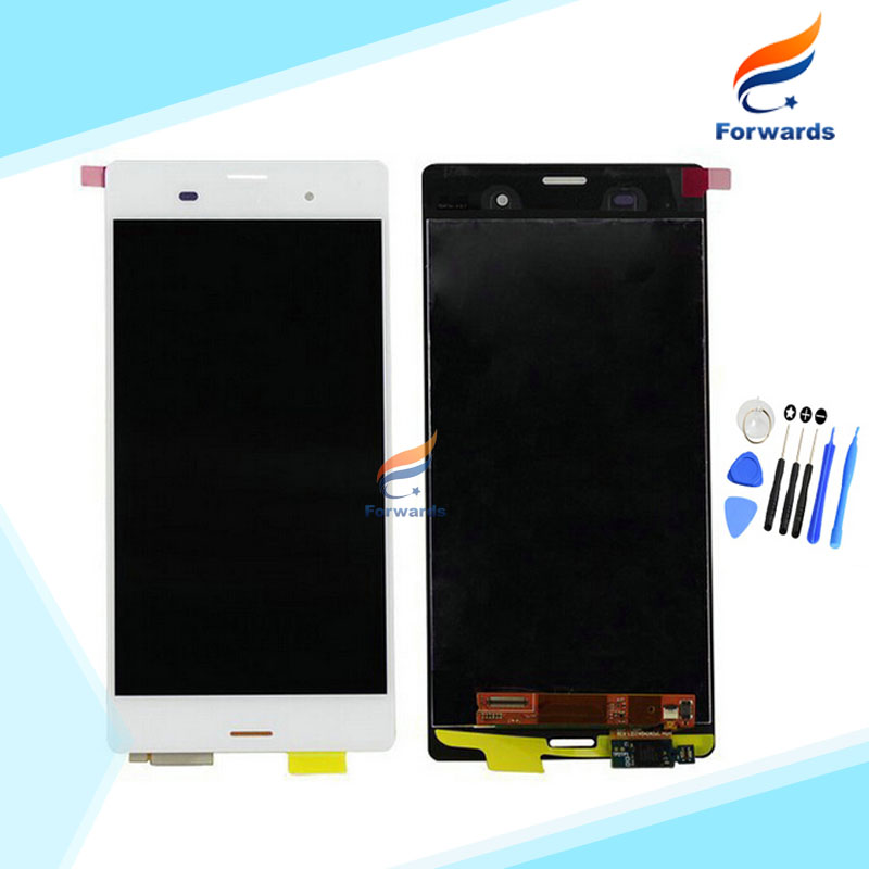 Здесь можно купить  10 Piece 100% Warranty LCD Display Touch Screen Digitizer Assembly for Sony Xperia Z3 L55T with Free tools DHL EMS Free Shipping 10 Piece 100% Warranty LCD Display Touch Screen Digitizer Assembly for Sony Xperia Z3 L55T with Free tools DHL EMS Free Shipping Телефоны и Телекоммуникации